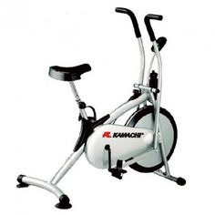 Kamachi 313 Air Bike With Moving Handles & Water Bottle