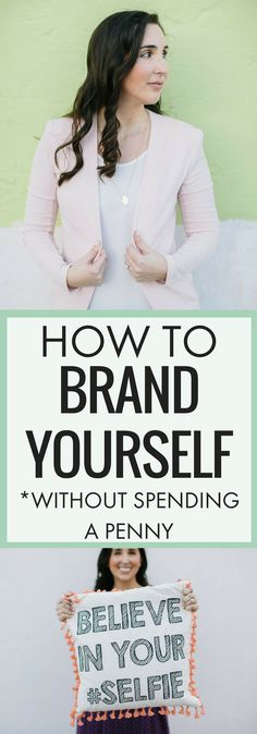 how to brand yourself, how to brand your business, what to do before a job search, brand yourself as an expert, brand yourself social media
