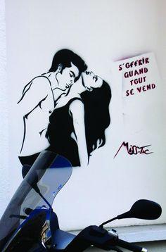 #streetart #misstic  sk-misstic