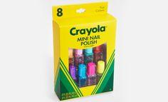 Get+Your+Nails+Did:+Crayola+Nail+Polish