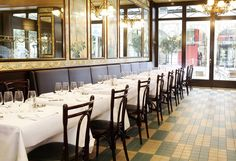 Seafood Place, Zurich, Table, Furniture, Home Decor, Homemade Home Decor, Tables, Home Furnishings, Interior Design