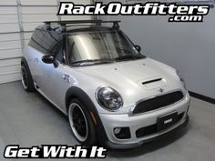 Rack Outfitters - MIni Cooper 3 Door Thule Rapid Traverse BLACK AeroBlade Roof Rack '03-'13*, $454.85 (http://www.rackoutfitters.com/mini-cooper-3-door-thule-rapid-traverse-black-aeroblade-roof-rack-03-13/)