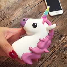 Buy this best seller cute Emoji Unicorn Power Bank from Top rated seller -Shipping worldwide- You may also like the similar items on the link. Go to shop and check it out !