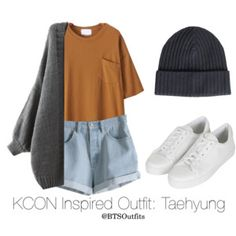 Inspired Outfit for KCON: Taehyung