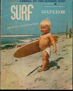 Baby old school surf