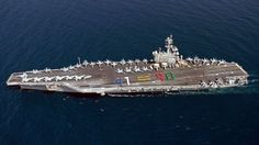 uss george h bush aircraft carrier - Yahoo Image Search Results
