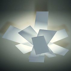 Big Bang Ceiling/Wall Light by Foscarini at Lumens.com