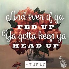 Don't let the holidays stress ya out! #UpbeatVariety #Tupac #Paintingwithatwist #Paintandsip #Music #Quotes