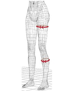 Cuts: Step-by-step instructions: take the right measure - News - News - burda style - Nähen - Mode Sewing Hacks, Sewing Tutorials, Sewing Patterns, Sewing Ideas, Diy Clothes Tutorial, Empire Style, Clothing Hacks, Diy For Teens, Free Sewing