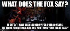 Foxy meme by 211darkness on deviantART