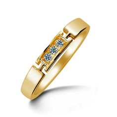 Hamesha Charm Ring