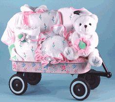 Girly Girl Wagon Gift Set
