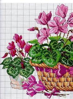 Meravigliosi vasi di fiori (p.te 1)