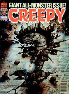Creepy (Magazine) #102