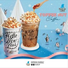Drink List, Drink Menu, Food And Drink, Children Advertising, Advertising Design, Coffee Artwork, Toffee Nut, Food Poster Design, Coffee Menu