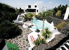 Casa del escultor Cesar Manrique en Lanzarote II.