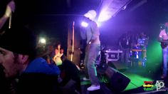 Sizzla & the Firehouse Crew live on stage in Rome
