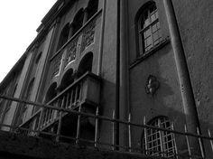 Curiosidades do Mosteiro de São Bento de São Paulo - marcas de balas no Mosteiro - 1924