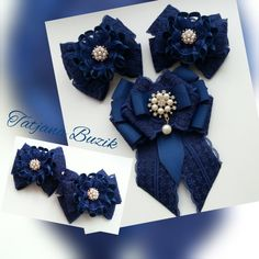 (58) Одноклассники Ribbon Hair, Fabric Ribbon, Fabric Flowers, Girl Hair Bows, Girls Bows, Bow Tutorial, Dog Bows, Lace Bows, Leather Flowers
