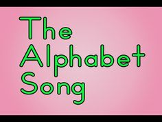 Have you watched my new video, The Alphabet Song for toddlers, preschoolers and Kindergarten classes? This video shows the letters large and clear in the center of the screen in both Uppercase and Lowercase letters, first individually and then together. The delivery is evenly paced paying special attention to the letters L, M, N, O & P. I made sure they don't run together.  Please re-pin to your board! #abcsong   #abcs   #alphabet   #alphabetsongs   #alphabetsong  http://youtu.be/1eOriYoB9Xw