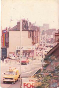 East ham c&a 1970s