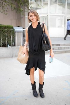 Mid-Calf Boots Shoe Trends This Fall