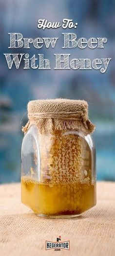Brewing beer with honey is a feat not many homebrewers ever master. To help you do this, here's our guide to help your learn how to brew beer with honey. Beer Brewing Kits, Brewing Recipes, Homebrew Recipes, Beer Recipes, Coffee Recipes, Ginger Ale, Homemade Beer, Brewing Equipment, How To Make Beer