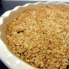 Apple Crisp Allrecipes.com