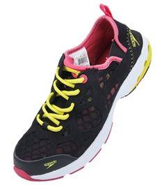 Speedo® Ladies Hydro Comfort 3.0 Water Shoe, Fuchsia/White, 9 ...