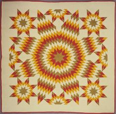 Super Stars: Quilts from the American Folk Art Museum | American ...