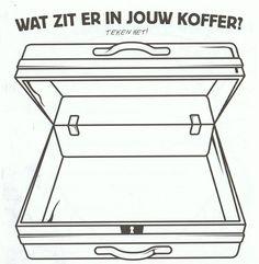 * Wat zit er in jouw koffer?