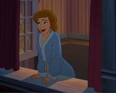 """Wendy (nee Darling) from """"Peter Pan 2: Return to Neverland"""" (2002) by DisneyToon Studios."""