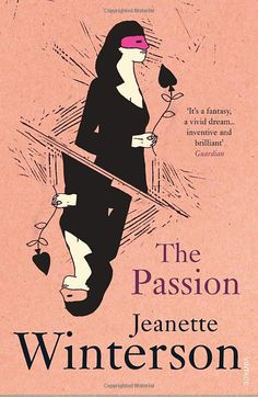 Books Read 2017: The Passion by Jeanette Winterson (1987)