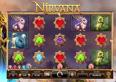 We've just added another awesome slot from Yggdrasil! Enjoy Nirvana Slot on 777spinslot.com absolutely for free!