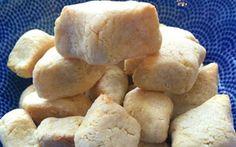 Sienese Almond Cookies/ Ricciarelli