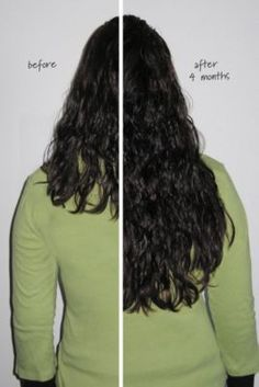 1000 images about grow hair long fast on Pinterest