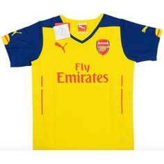 Arsenal FC home jersey available at www.premiersportsproducts.com