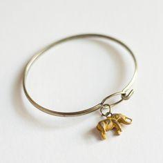Elephant Charm Bracelet – Gleeful Peacock
