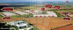 R6 Logistics Park je průmyslový pozemek v těsné blízkosti pražského letiště, železnice i pražského městského okruhu.Ideální startovní bod pro vaše podnikání!