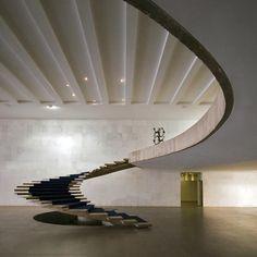 Ministry of Foreign Affairs Brasilia by  Oscar Niemeyer