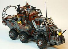 Lego Mad Max RV Truck