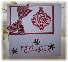 52 {Christmas} Card Throwdown: November Sketch Challenge and DT CALL