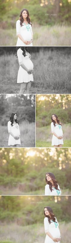 Photographing this exciting time in a new mama's life is something that will never get boring; I always love how excited mamas are for their maternity photos.A sweet little field and some gorgeous light and the magic begins.I would love to talk more with you about photographing your baby belly -…