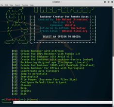 An easy tool to generate backdoor and easy tool to post exploitation attack like browser attack,dll . This tool compiles a malware with popular payload and then the compiled malware can be execute on windows, android, mac . Computer Setup, Computer Science, Best Hacking Tools, Hacker Wallpaper, Linux Kernel, Android Codes, Iphone Hacks, Computer Security, Tech Hacks