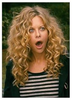 Need to cut my hair like this. Meg Ryan, The Women.