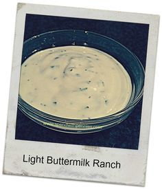 Light Buttermilk Ranch Dressing Dip is a delicious & fresh dressing/dip perfect for salad, veggies or chips. Kids will ask for their veggies with this dip!
