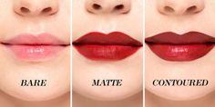 I Tried Marilyn Monroe's Crazy Lip-Contouring Trick  - HarpersBAZAAR.com