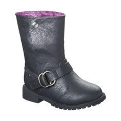 Toddler Girl's Cherokee® Malia Boot - Black