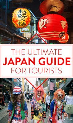What travelers should know before visiting Japan. This is quit the extensive guide