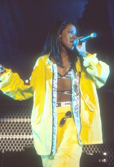 Aliyah | #tbt #throwback #90smusic
